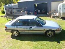 1996 Ford Laser Sedan Darling Downs Preview