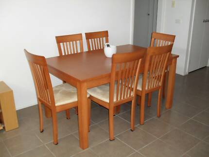 Hard Wood Dining Table