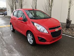2013 Chevy Spark Lt, auto, new winter tires and remote starter!