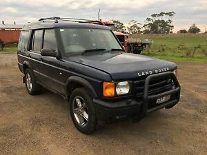 2001 Land Rover Discovery auto Lang Lang Cardinia Area Preview