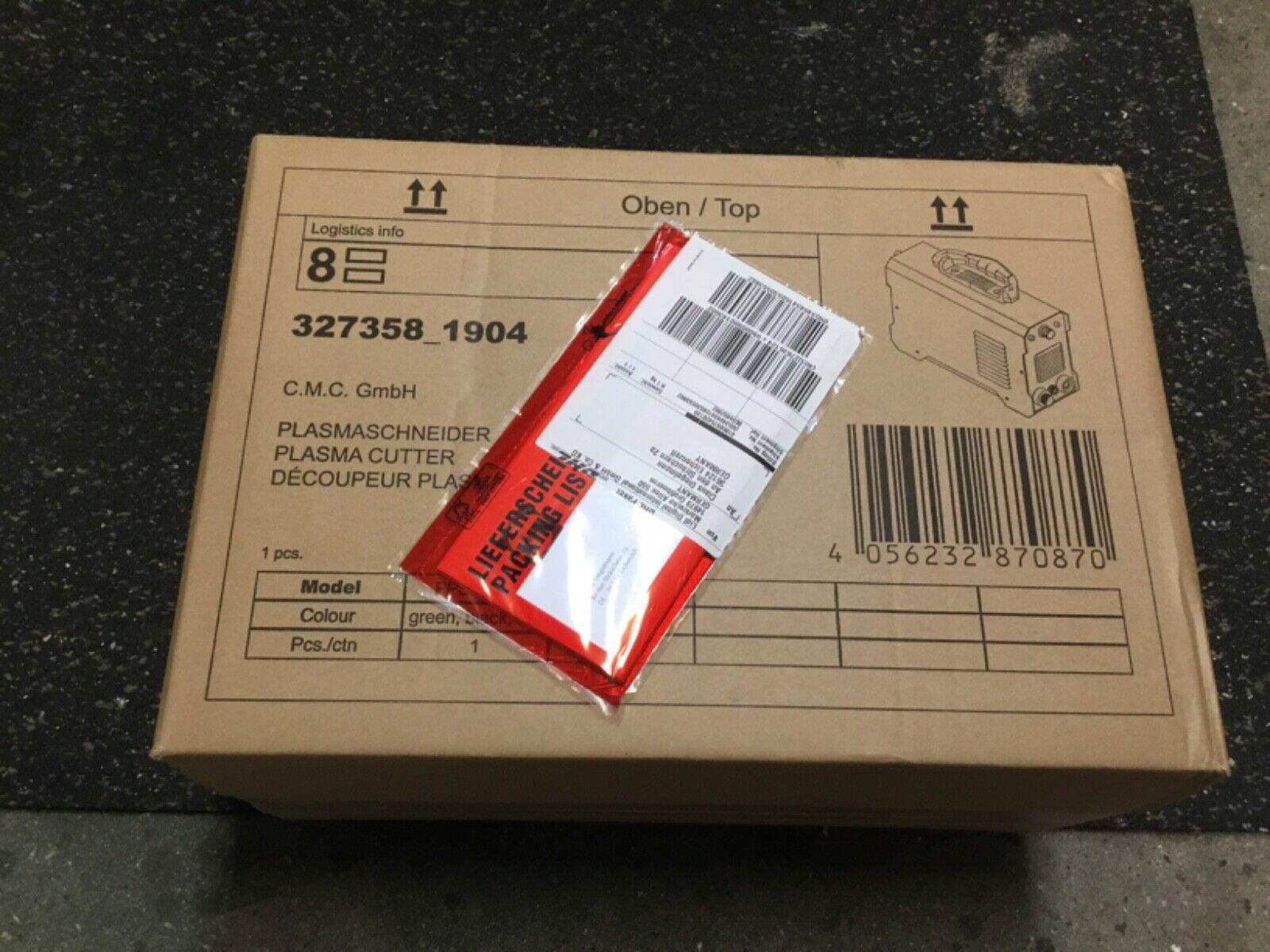PARKSIDE® Plasmaschneider PPS 40 B2 noch unbenutzt Neu und in OVP mit Rechnung