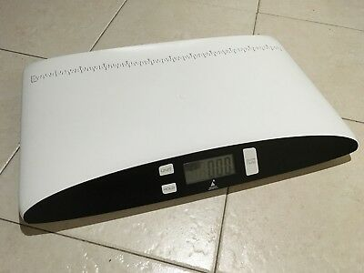 W.C. Redmon Precision Digital Pet Scale Dog Scale in White