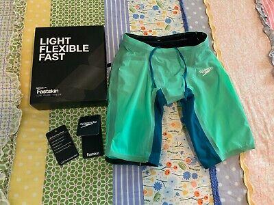 Speedo Fastskin LZR Pure Valor Jammer 22 Green Glow