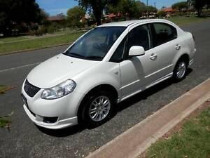 2008 Suzuki SX4 Auto Sedan Blair Athol Port Adelaide Area Preview
