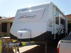 2014 Jayco Starcraft Outback Clarkson Wanneroo Area Preview
