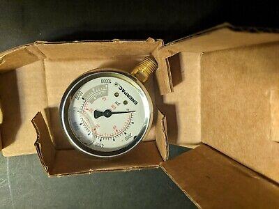 Enerpac G2535l Pressure Gage