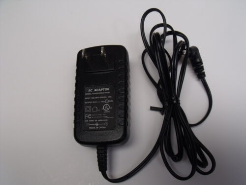AC Adaptor  KSAS0100900100HU 9.0V  1.0A