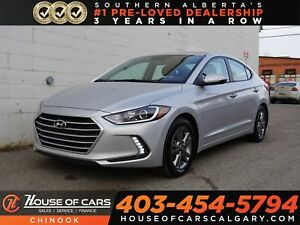 2018 Hyundai Elantra GL SE w/ Backup Camera, Heated Seats, Sunro