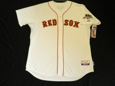 Boston Red Sox Ring Ceremony (Authentic Boston Red Sox 2014 Opening Day Ring Ceremony GOLD Cool Base Jersey)
