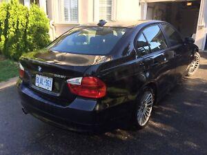 BMW 323i 2007 (514-995-7274)