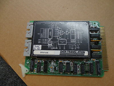 Data Translation Dt2742 Acquisition Module Dt5712-e