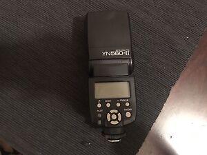 Yongnuo Flash Speedlite YN-560 II for Nikon Magill Campbelltown Area Preview
