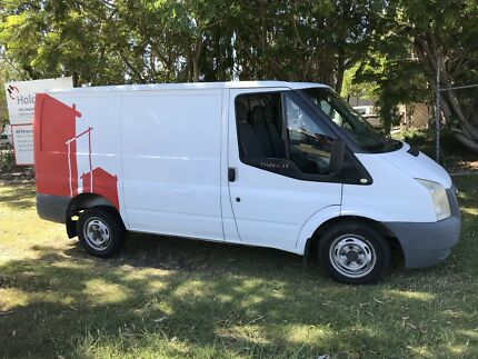 2008 ford transit Diesel van Manual Come Whit Rwc And Rego 18/3/2018