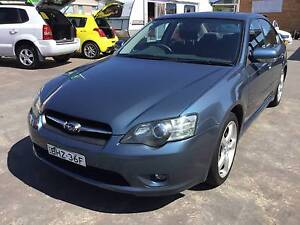 2004 Subaru Liberty Sedan Boolaroo Lake Macquarie Area Preview