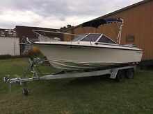 NEED GONE! MAKE AN OFFER!!! BOAT, FISHING, MUSTANG 1800 RUNABOUT Dromana Mornington Peninsula Preview