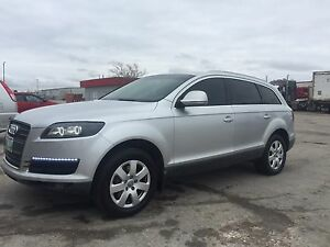 Audi Q7 2007 for sale on cheap rate