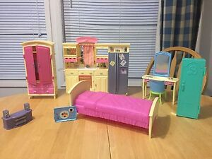Barbie doll house funiture