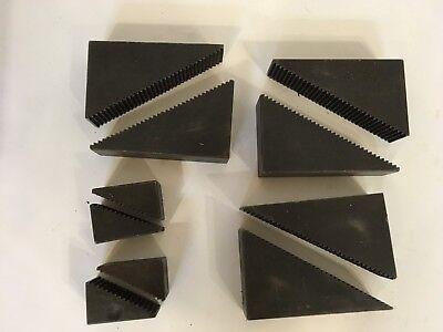 1 Lot Of Steel Machinist Step Blocks