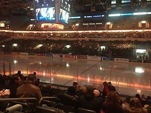 London Knights Tickets - lower bowl