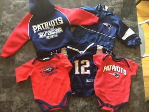 12 months New England Patriots Bundle