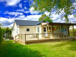 Lake Simcoe Snowfer Cottage rent 45min.Fr.To.100yd.Fr.Lake front