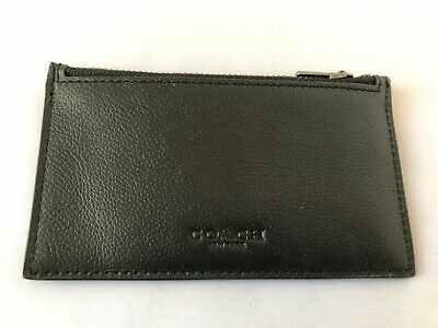 New Coach COACH purse two fold the purse special F53564 PVC Wallet  MFSRP$160