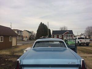 Ford météor rideau 500 1968