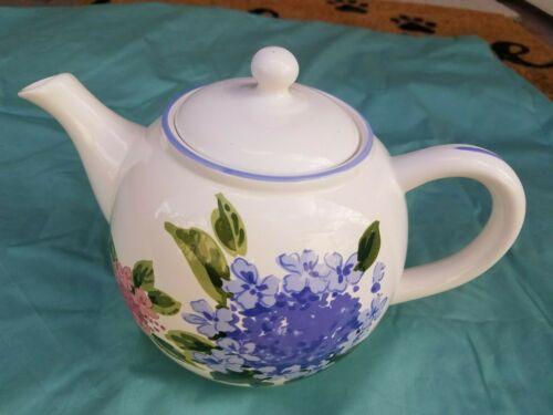 Tiffany & Co. Hydrangea teapot