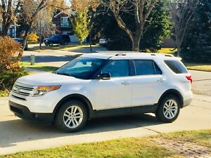 FORD EXPLORER 2012 ALL WHEEL DRIVE