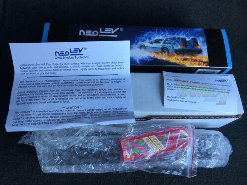 Neo Lev Back To The Future II 1:8 Scale Hoverboard w/ Halfpi