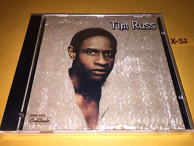 TIM RUSS Vulcan TUVOK Star Trek Voyager / ICarly 2nd CD Album GNP Neil Norman - $14.99