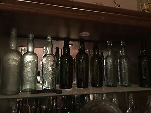 Antique bottles wanted Whyalla Norrie Whyalla Area Preview