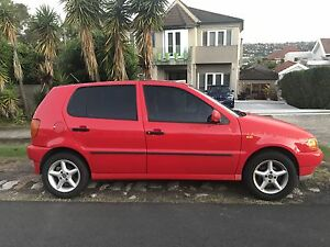 1998 Volkswagen Polo Hatchback Willoughby Willoughby Area Preview