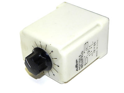 Potter Brumfield Ckd-38-20010 Time Delay Relay 0.1 To 10 Sec. 120 Vac