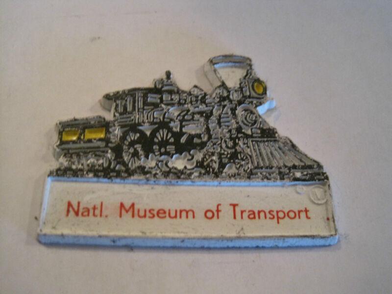 Railroad Magnet National Museum of Transport
