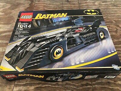 LEGO BATMAN #7784 The Batmobile Ultimate Collectors Series - Brand New In Box