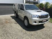 Toyota hilux sr 2012 extra cab Wakerley Brisbane South East Preview