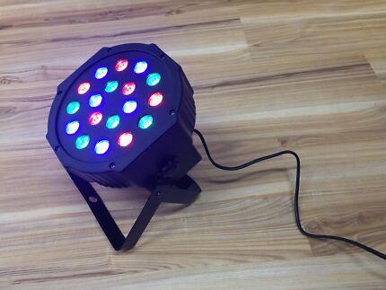 RGB LED party light & Cannon Hill 4170 QLD | DJ Gear \u0026 Lighting | Gumtree Australia Free ...