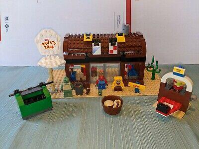 Lego Spongebob Squarepants set 3825 – Krusty Krab - Used