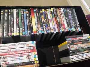 Bulk lot of dvd's and seasons. Heritage Park Logan Area Preview