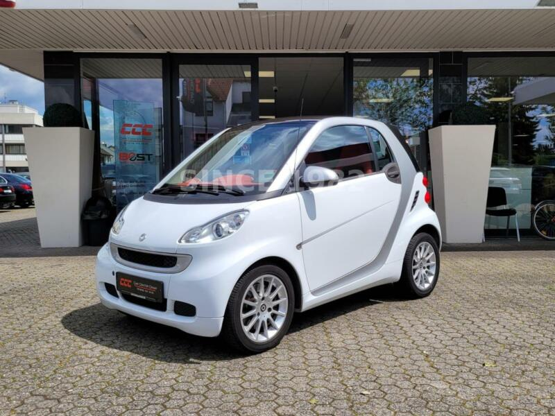 Smart fortwo coupe MHD ( PANORAMADACH/KLIMA/PASSION )