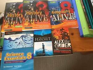 Various school books for sale Thornlie Gosnells Area Preview