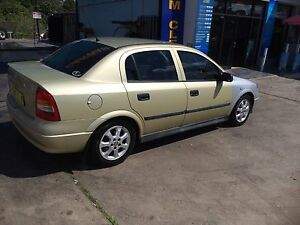 2005 Holden Astra Hatchback moving abroad!! QUICK SALE Randwick Eastern Suburbs Preview