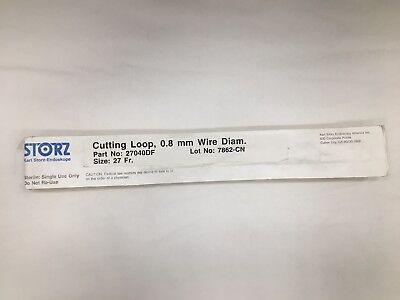 Karl Storz 27040 Df Cutting Loop W 0.8mm Wire