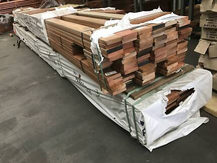 QLD Spotted Gum decking 86x19 $6.45/lm
