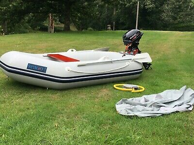 Inflatable Boat Seago 230 Airdeck
