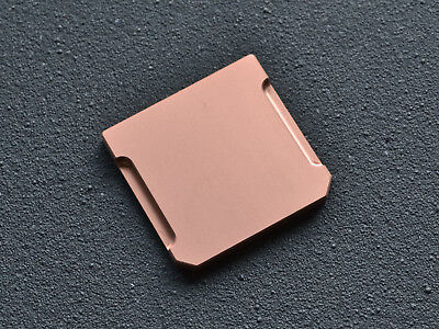 Skylake / Kaby Lake Delid i7 i5 Delid Copper IHS  7700k / 7600k / 6700k / 6600k for sale  Shipping to Canada
