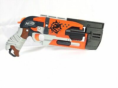 SSWI Custom Tactical HALO Barrel Easy Mod For Nerf HammerShot - Hammer Shot