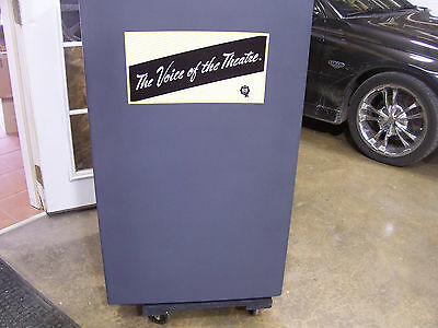 """ALTEC  LANCING """"VOICE OF THE THEATER"""" A-7-500-8 """"RESTORED"""""""