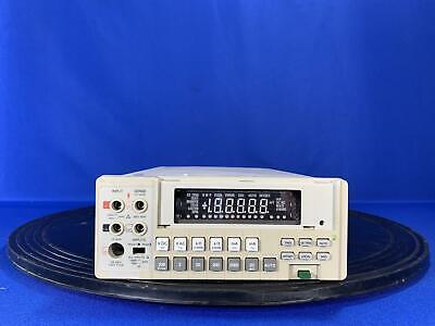 Fluke 8840a Multimeter Parts Unit